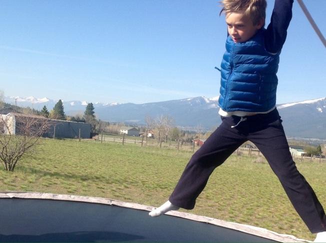 8.) Ezra Skywalker demonstrates a powerful move