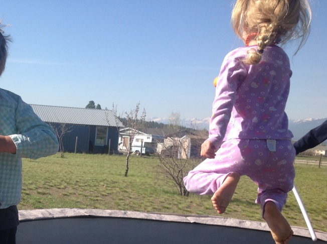 9.) Ava Rebel Starfighter's power jump!